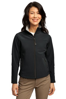 PORT AUTHORITY LADIES GLACIER® SOFT SHELL JACKET